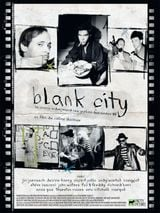 Affiche Blank City