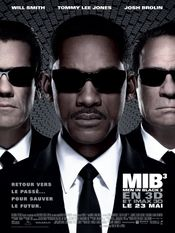 Affiche Men in Black 3