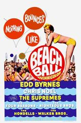 Affiche Beach Ball