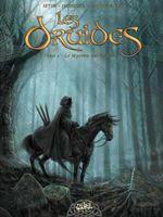 Couverture Le mystère des Oghams - Les Druides, tome 1