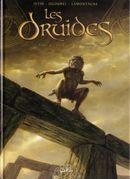 Couverture La ronde des géants - Les Druides, tome 4
