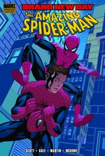 Couverture Spider-Man: Brand New Day Volume 3