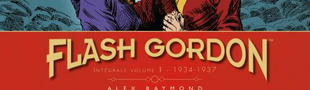 Couverture Flash Gordon : Intégrale Volume 1 (1934-1935)
