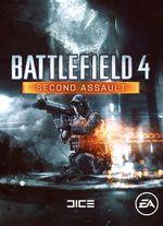 Jaquette Battlefield 4 : Second Assault