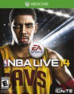 Jaquette NBA Live 14