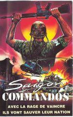 Affiche Saigon Commandos