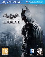 Jaquette Batman: Arkham Origins Blackgate