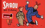 Couverture Spirou par Y. Chaland