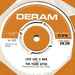 Pochette Love Like a Man (Single)
