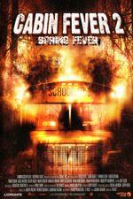 Affiche Cabin Fever 2