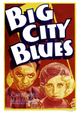 Affiche Big City Blues