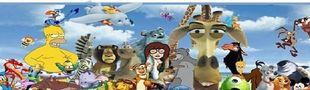 Cover Dessins animés de mon enfance