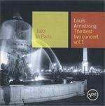 Pochette Jazz in Paris: The Best Live Concert, Volume 1 (Live)
