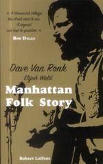 Couverture Manhattan Folk Story