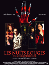 Affiche Les Nuits rouges du Bourreau de Jade
