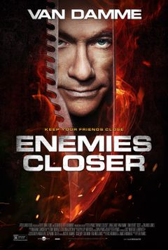 Affiche Enemies Closer