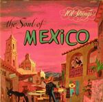 Pochette The Soul Of Mexico