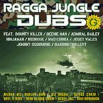 Pochette Ragga Jungle Dubs