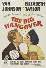 Affiche The big hangover
