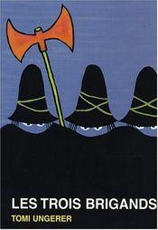 Couverture Les Trois Brigands