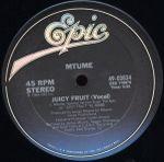 Pochette Juicy Fruit (Single)