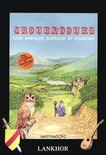 Jaquette Troubadours