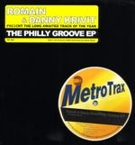 Pochette Philly Groove EP (EP)