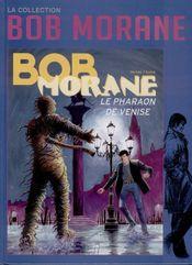 Couverture Le Pharaon de Venise - Bob Morane (Altaya), tome 50