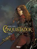 Couverture Conquistador, tome 3