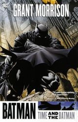 Couverture Batman: Time and the Batman