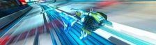 Cover Les meilleurs jeux de course futuriste