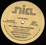 Pochette Capt. Rock to the Future Shock (Single)