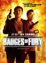 Affiche Badges of Fury