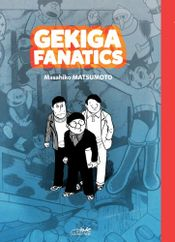 Couverture Gekiga Fanatics