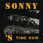 Pochette Sonny's Time Now