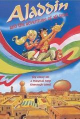 Affiche Aladdin and the Adventure of All Time