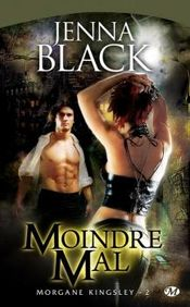 Couverture Moindre mal - Morgane Kingsley, tome 2