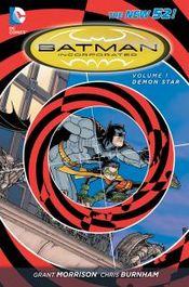 Couverture Demon Star - Batman, Incorporated (2012), tome 1