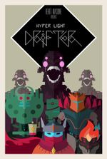 Jaquette Hyper Light Drifter