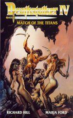 Affiche Deathstalker IV: Match of Titans