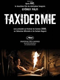 Affiche Taxidermie