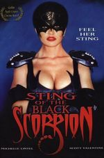 Affiche Sting of the Black Scorpion
