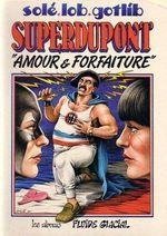 Couverture Amour et forfaiture - SuperDupont, tome 2