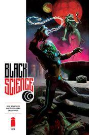 Couverture Black Science (2013 - 2019)