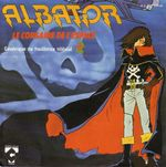 Pochette Albator, le corsaire de l'espace (Single)