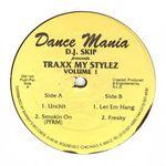 Pochette Traxx My Stylez, Volume 1 (EP)