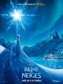 Affiche La Reine des Neiges