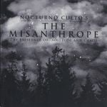 Pochette The Misanthrope - The Existence of... Solitude and Chaos (OST)