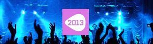 Cover Les meilleurs albums de 2013