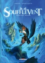 Couverture New Pearl - Alexandrie - Le Soufflevent, tome 1